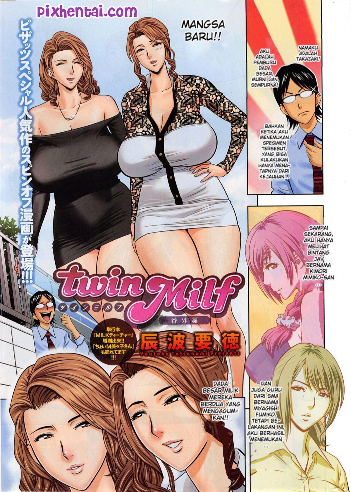 Pemburu Dada Besar Asli dan Sempurna Komik hentai xxx manga sex bokep 02