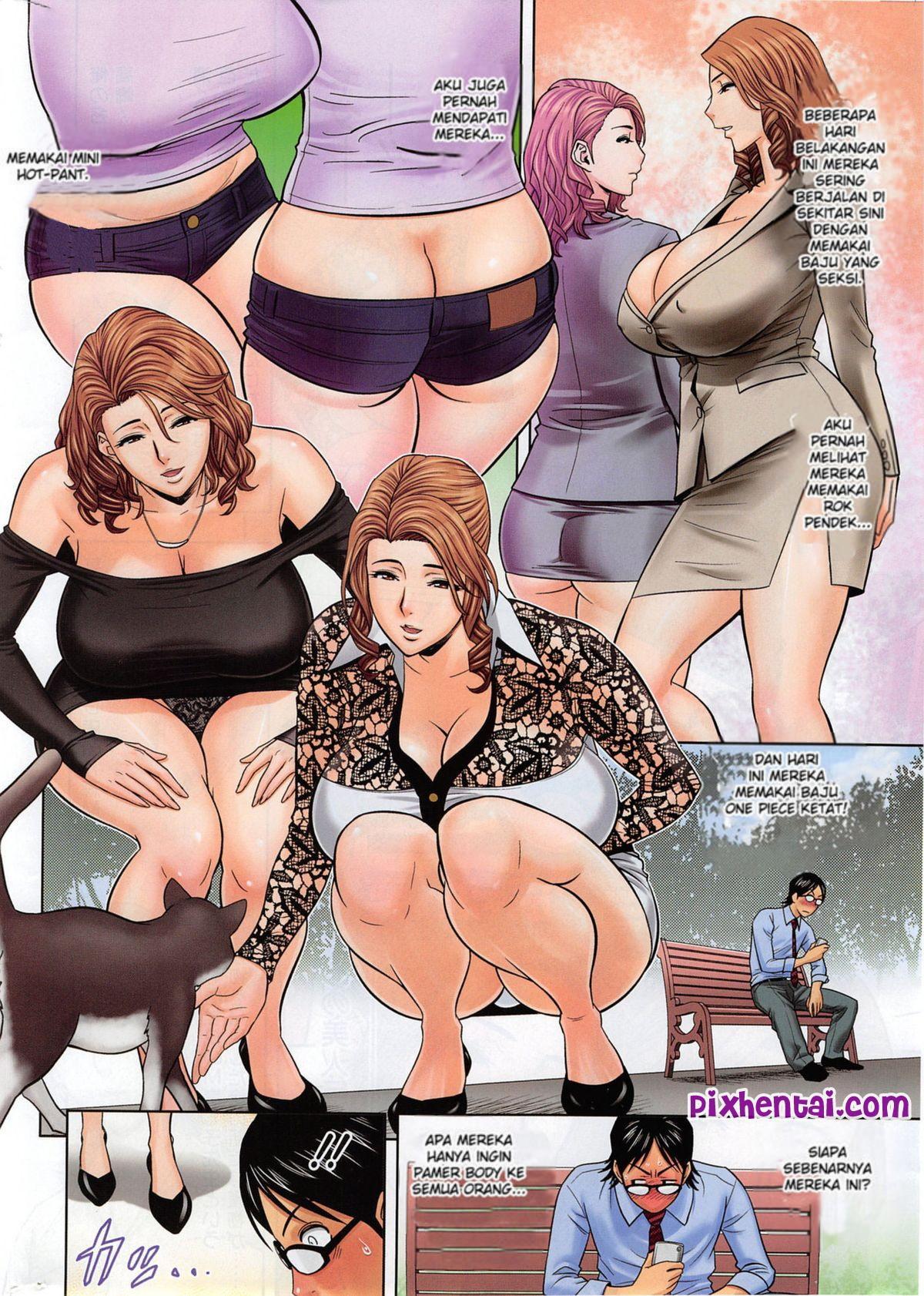 Pemburu Dada Besar Asli dan Sempurna Komik hentai xxx manga sex bokep 03