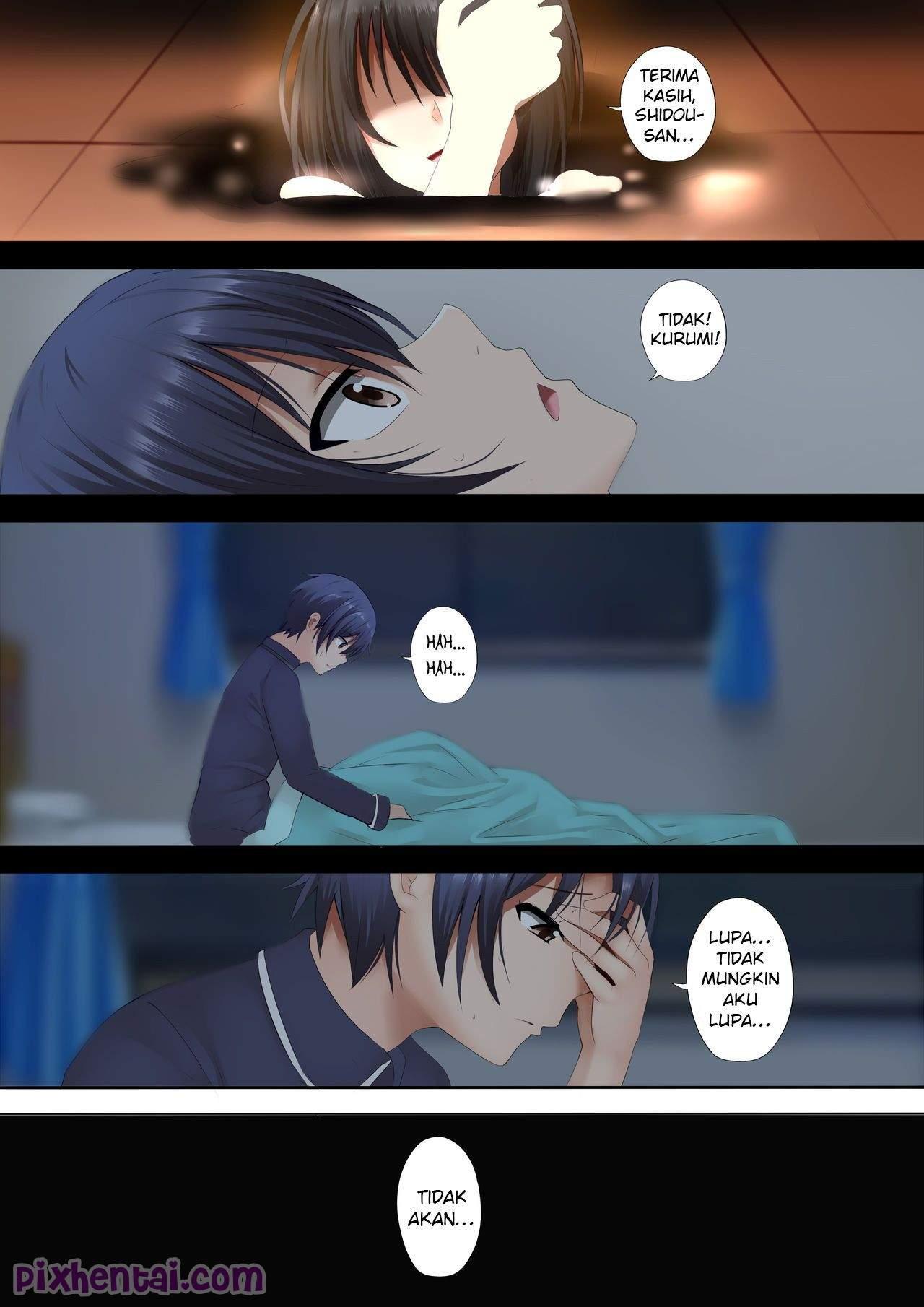 Komik hentai xxx manga sex bokep mimpi basah karena kurumi 14