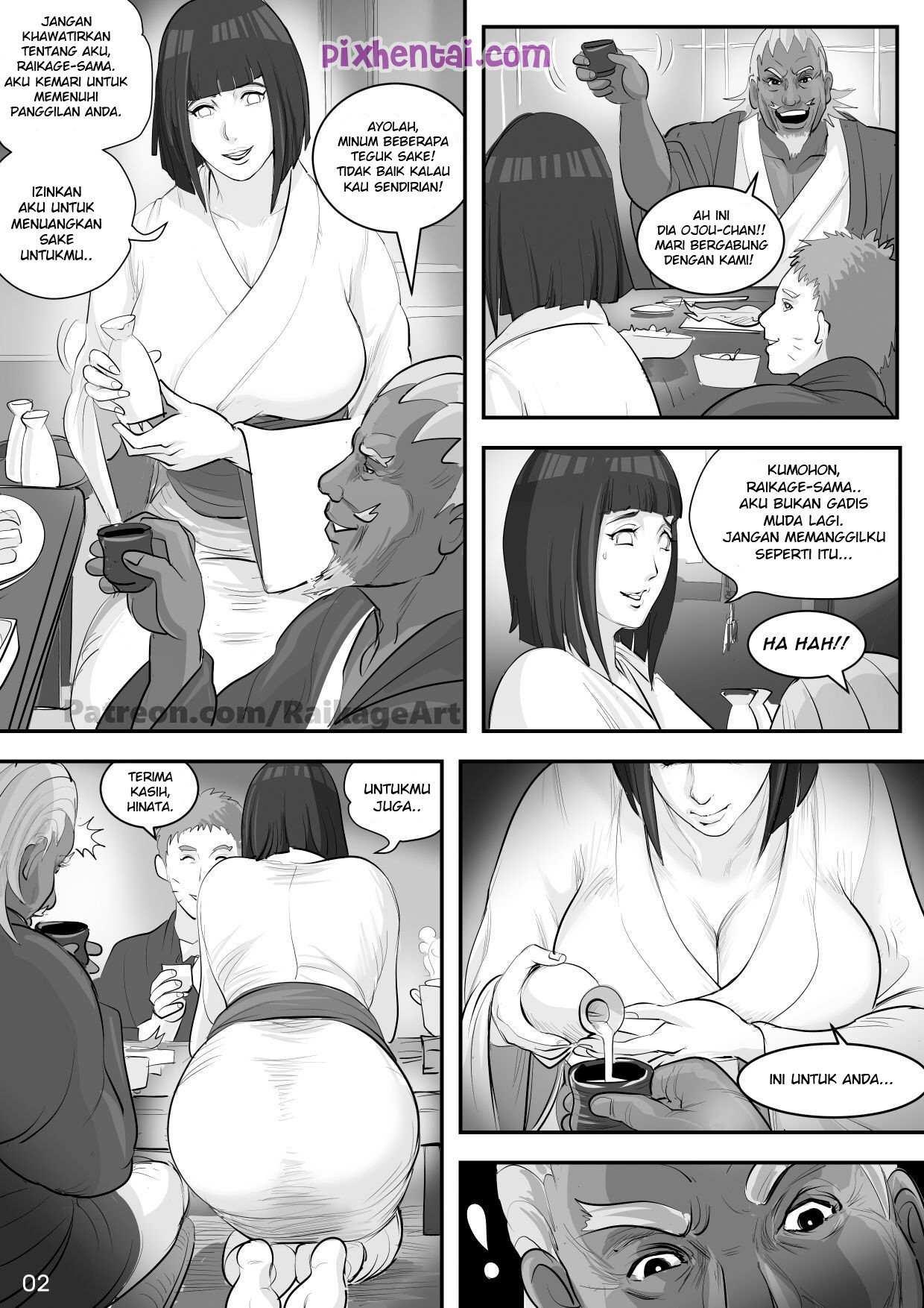 Komik hentai xxx manga sex bokep hinata dientot penis besar raikage 05